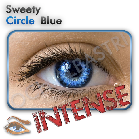 Lentile colorate Sweety Blue