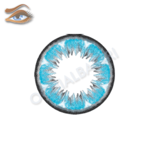 Model Flore Topaz Blue